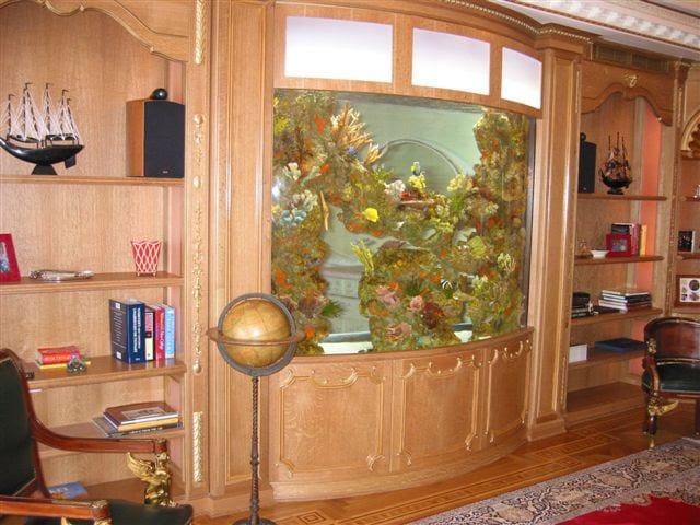 1000 Gallon aquarium